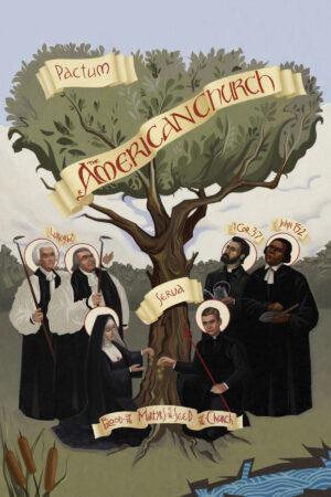 American Saints. Bishop Inglis, Bishop Seabury, St. Constance, Jonathan Daniels, James DeKoven, Absalom Jones