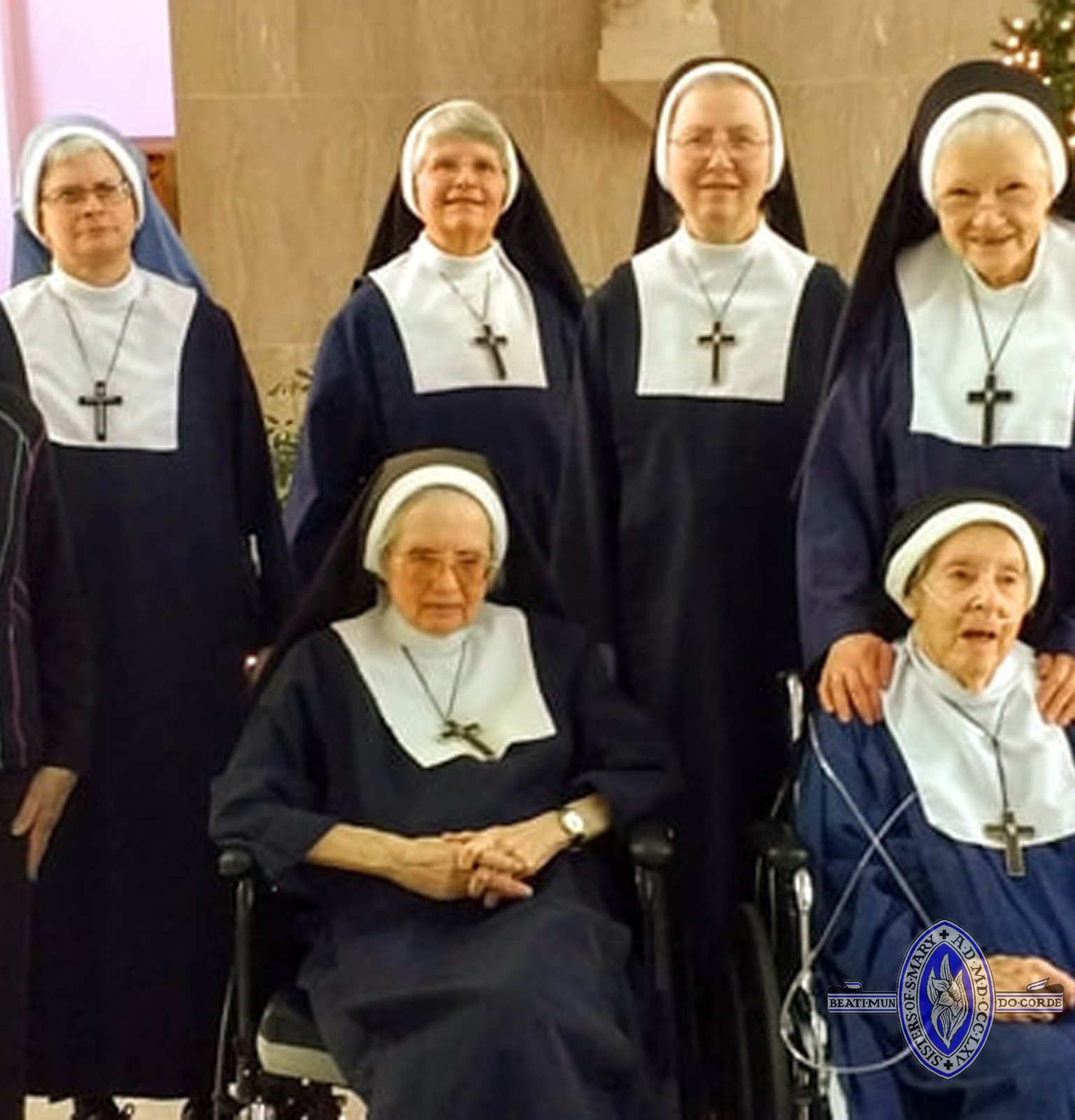 The Sisters of Saint Mary (East)