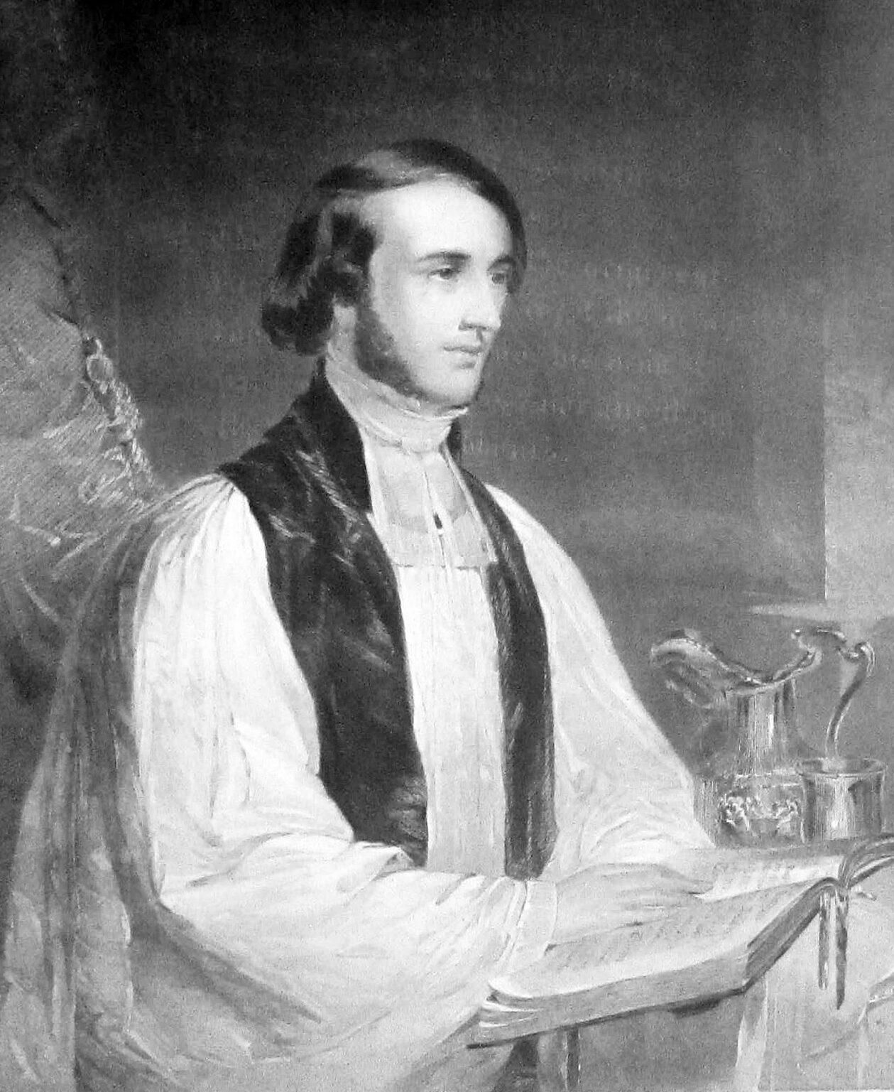 The Rt. Rev. William Ingraham Kip